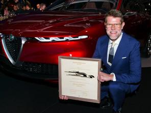 L'ALFA ROMEO TONALE OBTIENT LE TITRE DE « MOST BEAUTIFUL CAR 2020 » !