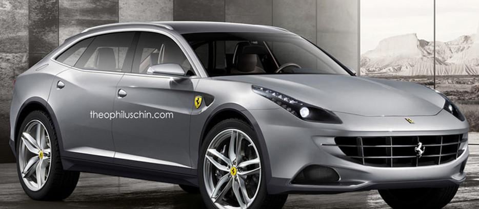 FERRARI: LE SUV AVANT 2020 AINSI QU'UNE SUPERCAR ÉLECTRIQUE DANS LES CARTONS!