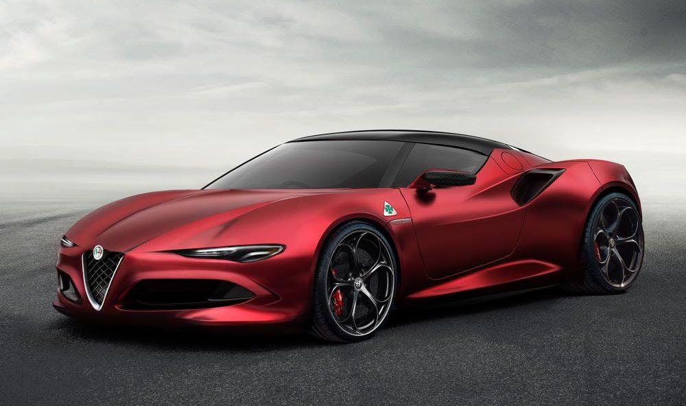 alfa romeo 8c un futur moteur hybride de 800 ch italcarnews actualit automobile italienne. Black Bedroom Furniture Sets. Home Design Ideas