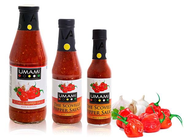 Scoville Pepper Sauce