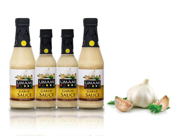 UMAMI Garlic Sauce