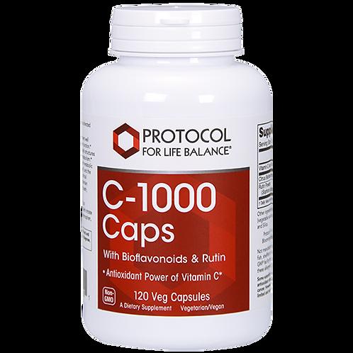 C - 1000 With Bioflavonoids & Rutin