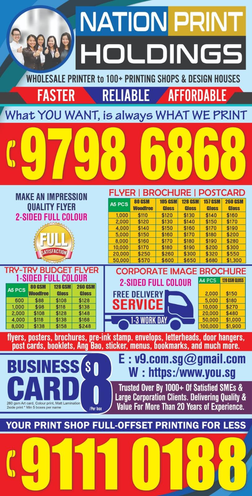 flyer printing  flyer printing singapore  cheap flyer