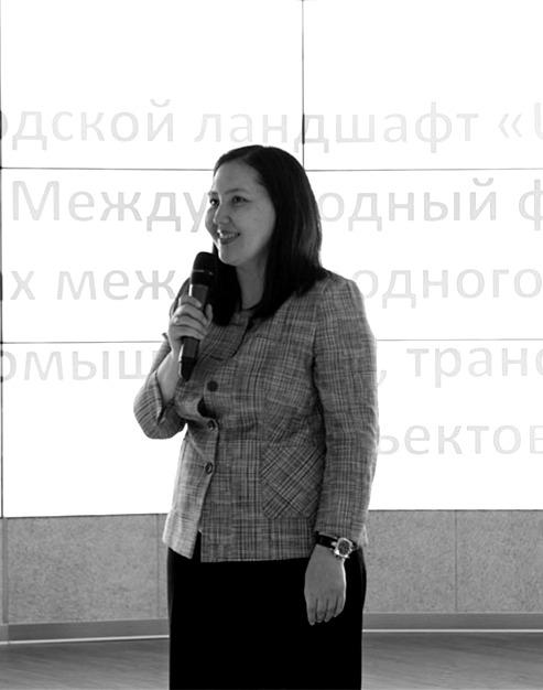 Эльвира Анварбековна Довлетярова
