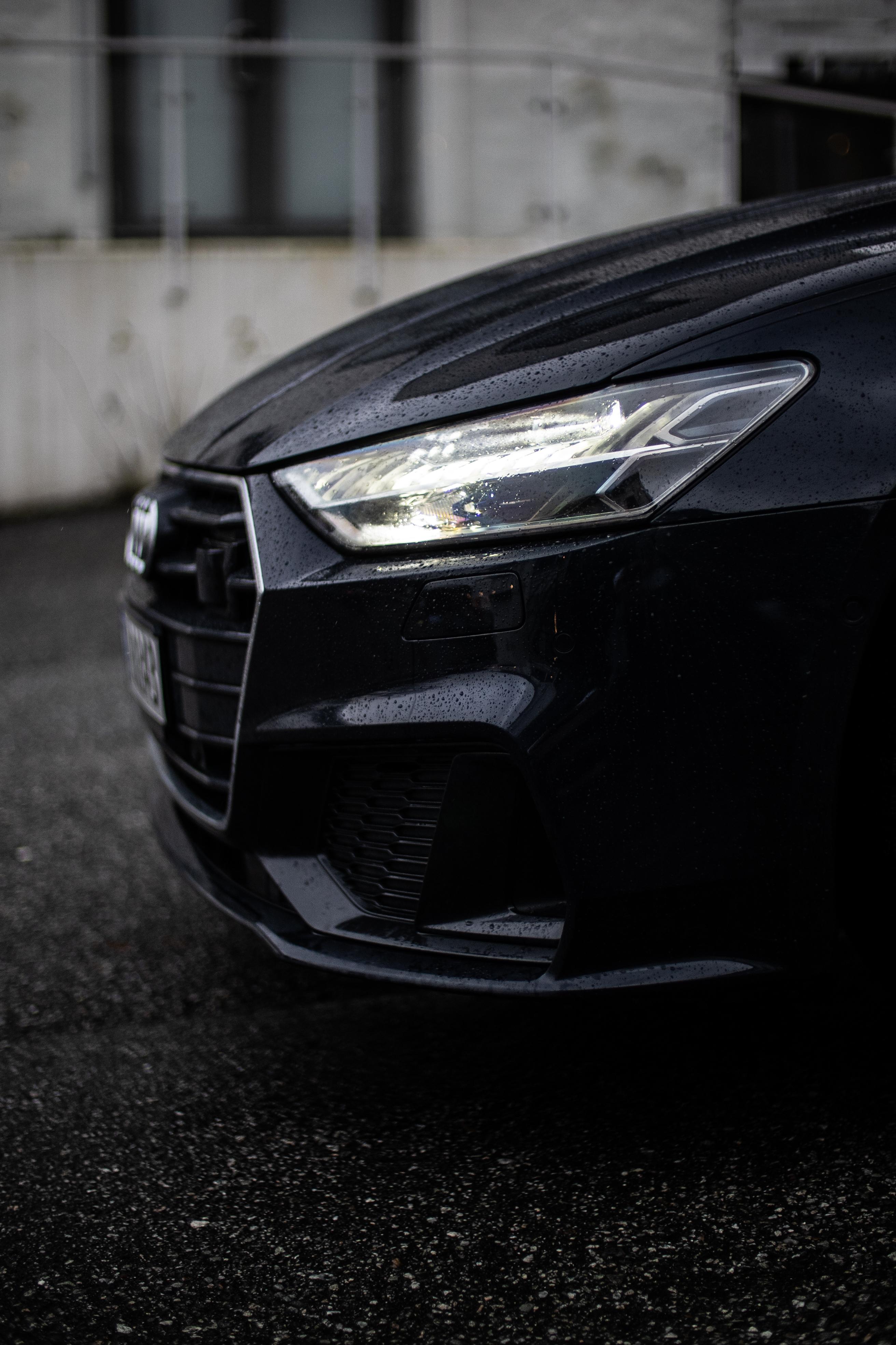 Bilfoto - Detaljer