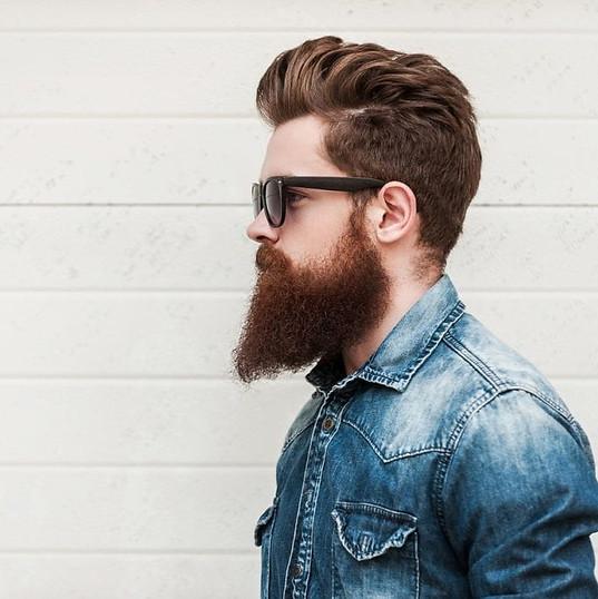 Hair & Beard Cut