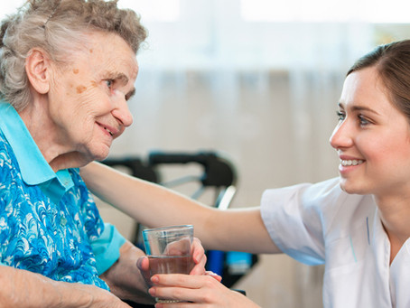 Keeping Your Elderly Family Member At Home