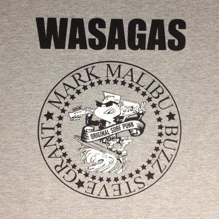 BAND MERCH FOR THE WASAGAS