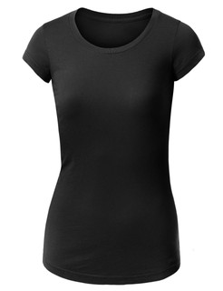 WOMEN'S FITTED TEE