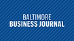 Baltimore Business Journal press release