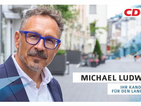 Druckprodukte - Landtagsabgeordneter Michael Ludwig (CDU)