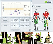 Fitnessstudio Niederprüm fitZone Kraftcheck EasyTorque® Muskel