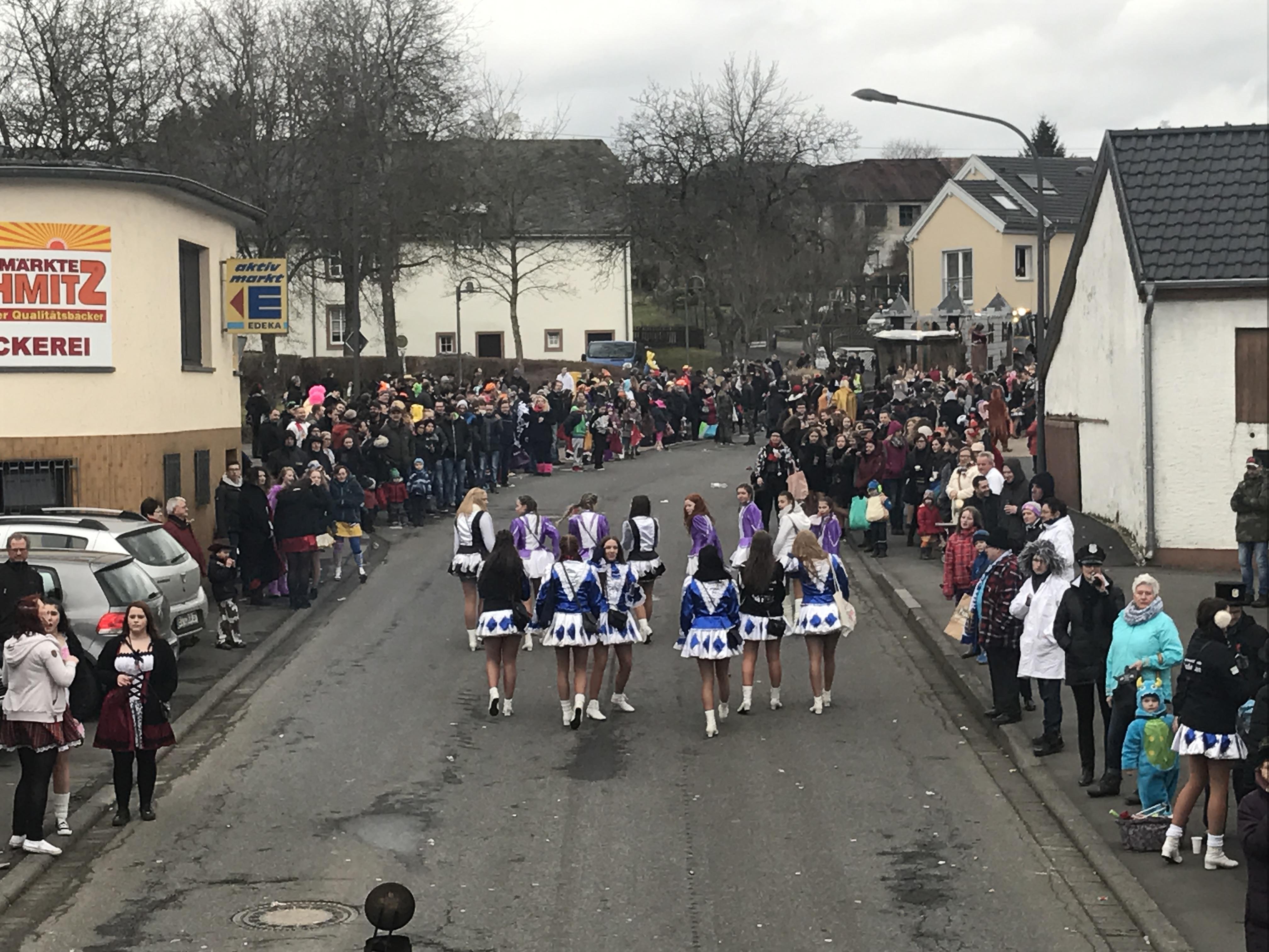 Karnevalsverein Daleiden (1)