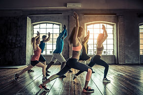 Fitnessstudio Niederprüm fitZone Bodyshaping Kursprogramme Gtuppe Trainer