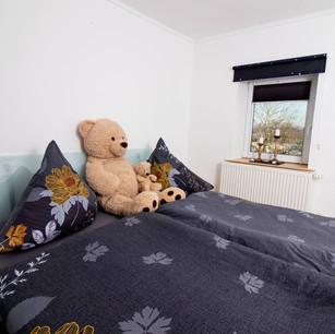 Schlafzimmer Ferienwohnung Eifel DreiländerHeck
