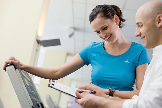 Fitnessstudio Niederprüm fitZone Betreuung Betreuungspakete