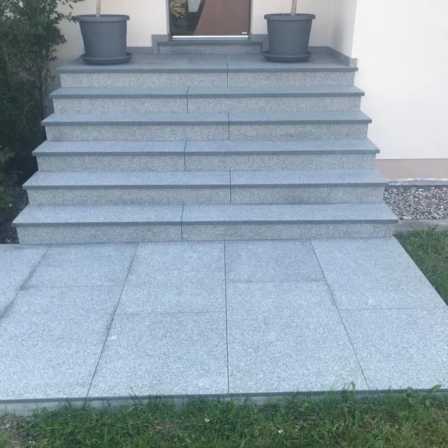 Natursteine Projekt 1