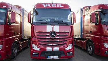 Spedition Keil Weinsheim   Transportlogistik