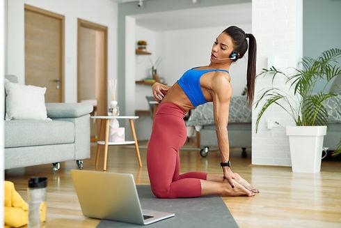 fitZone at Home Fitnessstudio Niederprüm Training Fitness Online Coaching