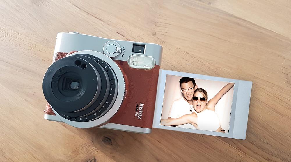Fotobox-Eifel Polaroid mieten
