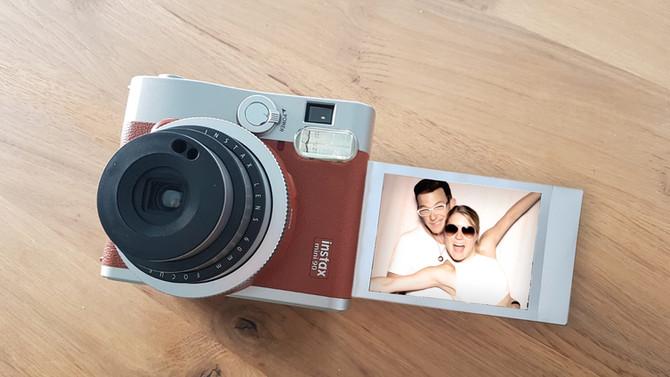 NEU: Polaroid zu vermieten