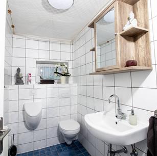 Badezimmer Ferienwohnung Eifel DreiländerHeck