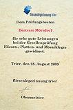 Mörsdorf Bertram