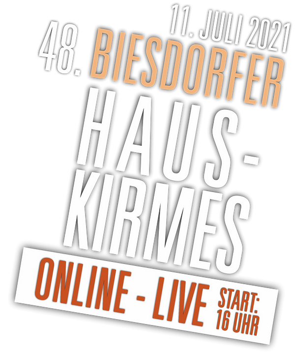 Hauskirmes Live 2021 Biesdorf Logo.png