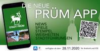 Werbebanner Stadt Prüm App