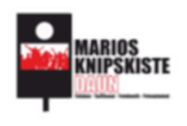 Marios Knipskiste Daun Fotobooth