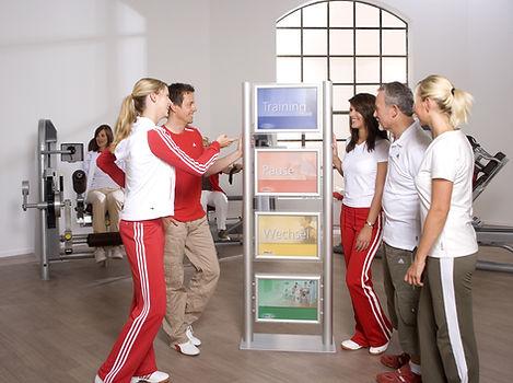 Fitnessstudio Niederprüm fitZone Gesundheit Ernährung