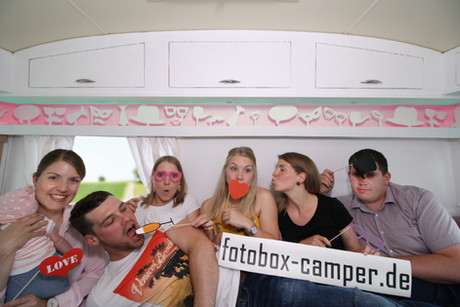 Fotobox Camper Eifel Photobooth Fotograf