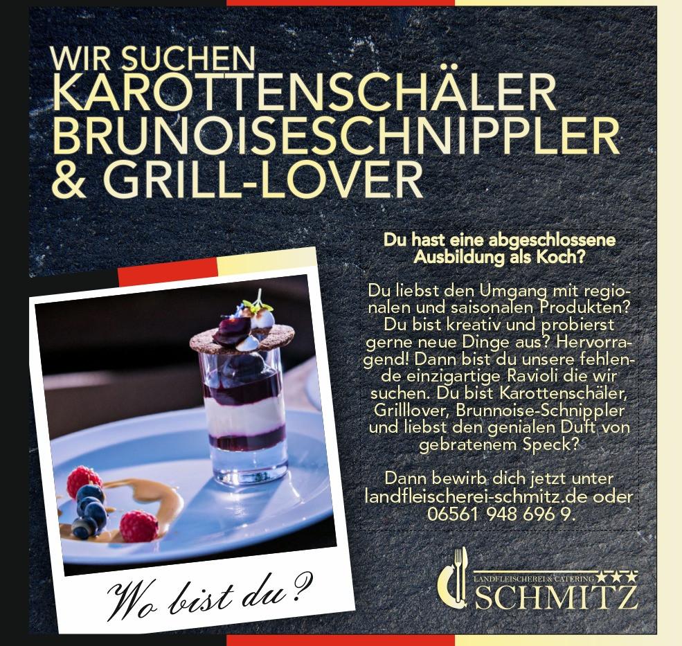 Jobs Fleischerei Eifel Schmitz Bitburg (