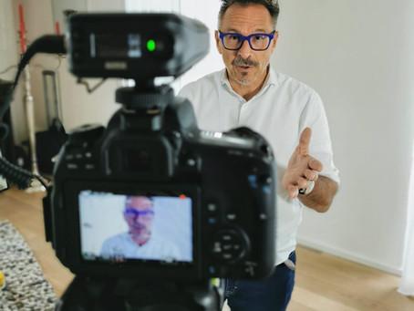 1. Video-Blog Beitrag: Landtagsabgeordneter Michael Ludwig (CDU)