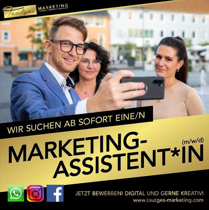 Tautges Marketing offene Stellen Jobs Qu