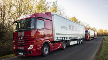 Spedition Keil Weinsheim | Transportlogistik