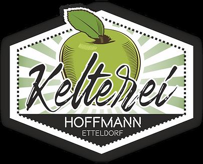 Logo Kelterei Hoffmann frei von Tautges Marketing