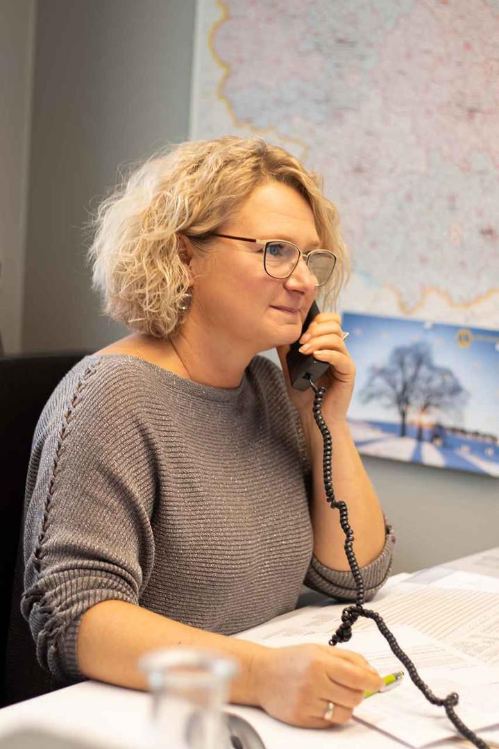 Spedition Keil Weinsheim Mitarbeiter | Transportlogistik | Eifel | Bitburg-Prüm | Astrid Engeln