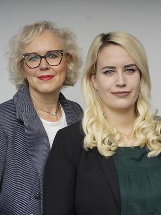 Karin und Kamilla Bujara-Becker