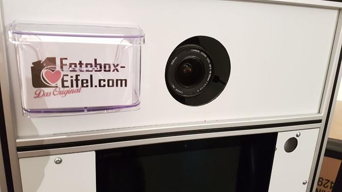 Fotobox: Beste Fotoqualität