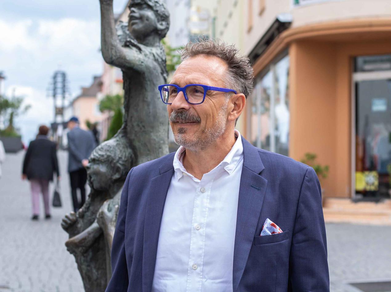 Landtagsabgeordneter Michael Ludwig, EIfel Kreis Bitburg Prüm