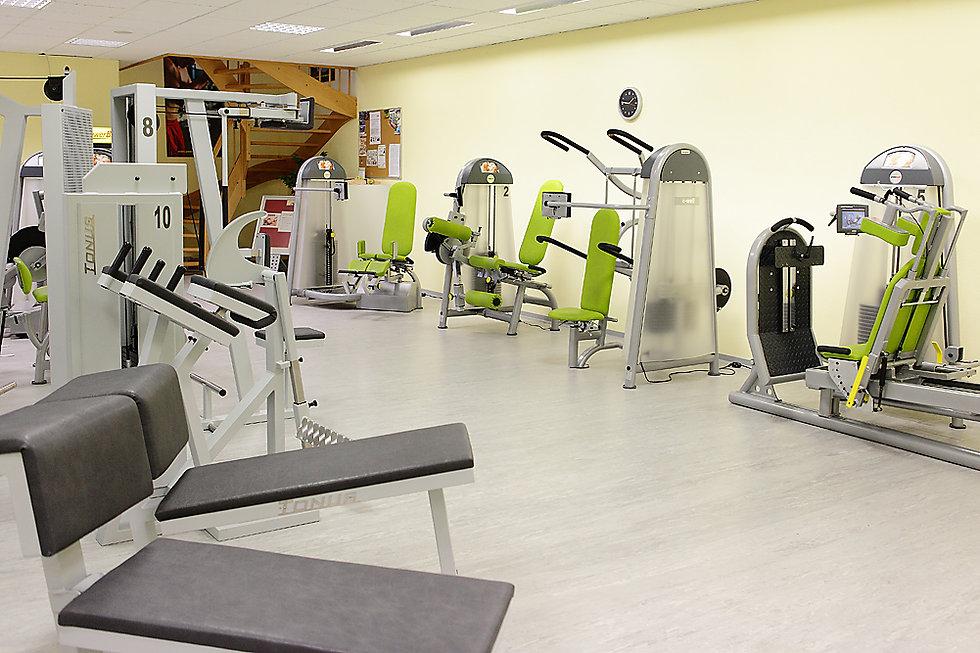 Fitnessstudio Niederprüm fitZone Fitness Über uns Training Gesundheit