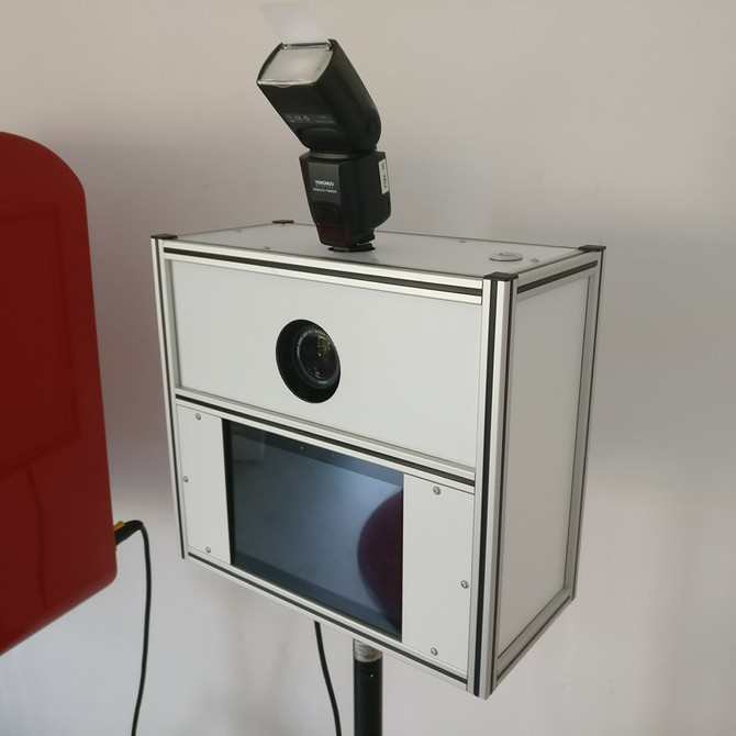 Neue Fotobox - Do it Yourselfe