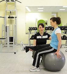 Fitnessstudio Niederprüm fitZone Gesundheit Rehatraining OP Alltagsfähigkeit