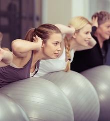 Fitnessstudio Niederprüm fitZone Gesundheitskurse Training §20 - SGB