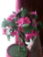 Дерево куст из полмерной глины,украшение декор сувенир из полимерной глины,Цветочное дерево,цветочный куст,издлие декор украшени ручной работы, ручная работа из полимерной глины