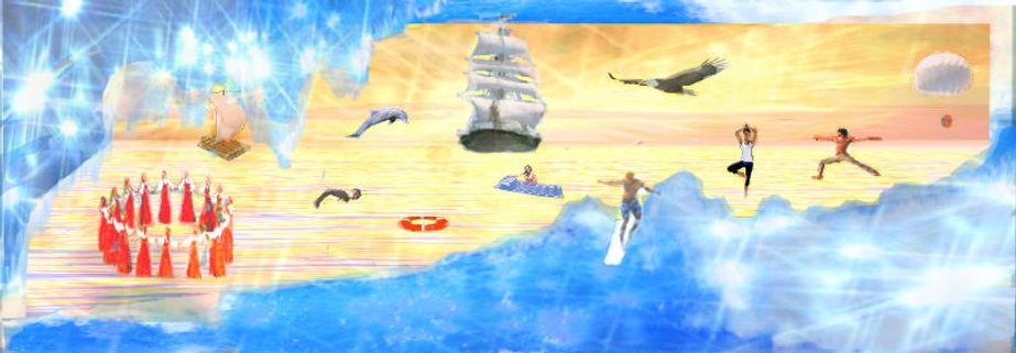 Управление эизнью и судьбой. Океан жизни эзотерика психология саморазвитие путь