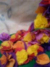 СувениризбумагиЧашаизобилия,сувениризбумагикупитьвСПб,бумажныйсувенир,полнаячаша,цветочнаячаша,