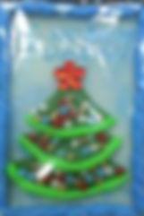 Магнит Новогодняя ёлка