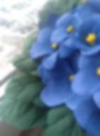Цветы из полимерной глины тайники купить в СПб